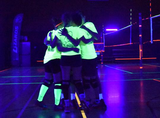 Blacklighttoernooi - ploeg