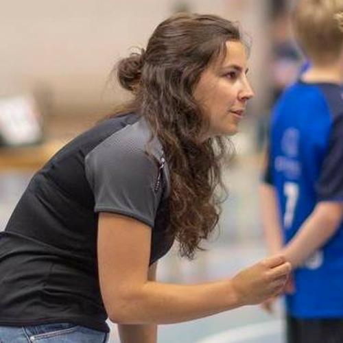 Ann Vanwittenbergh - Trainersverantwoordelijke meisjes