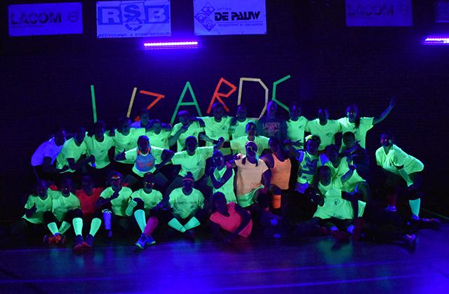 Lizards - Blacklighttoernooi 2019