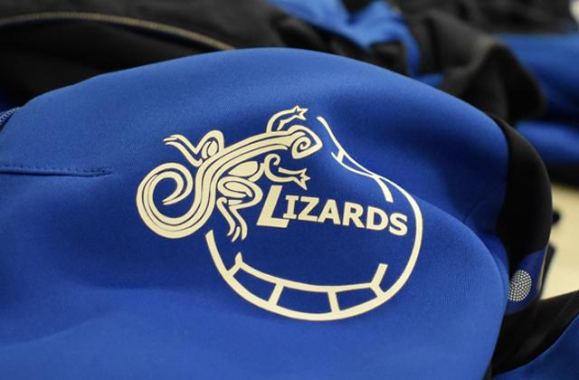 Jouw naam in ons logo